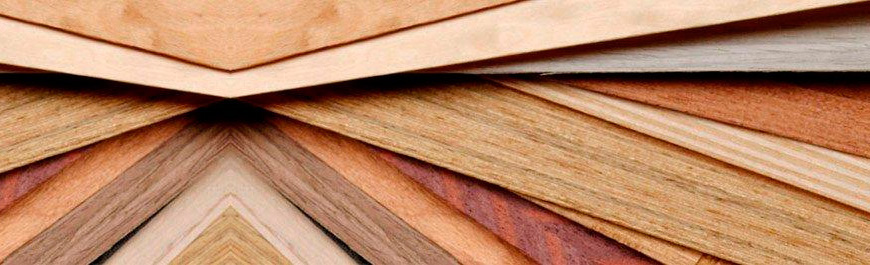 Description veneer sliced