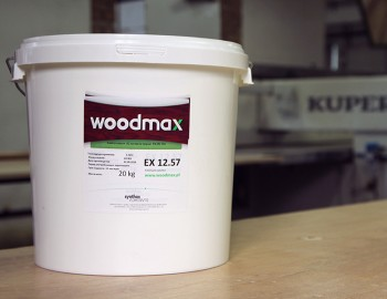 Клей для деревини Woodmax EX 12.57, клас D2