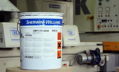 Лакофарбові матеріали для деревини «Sherwin Williams»
