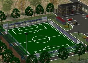 Вигляд стадіону