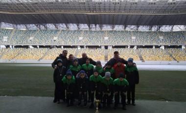 Срібні призери турніру «Галицька зима»